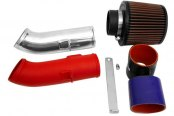 Agency Power® - Red Short Ram Air Intake Kit