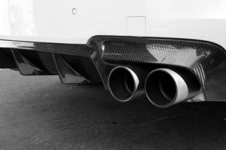 Agency Power® - Carbon Fiber Rear Diffuser
