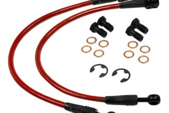 Agency Power® - Front Steel Braided Brake Lines