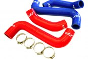 Agency Power® - Blue Radiator Hose Kit