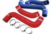 Agency Power® - Red Radiator Hose Kit