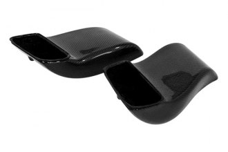 Agency Power® - Carbon Fiber Decklid Intake Scoops