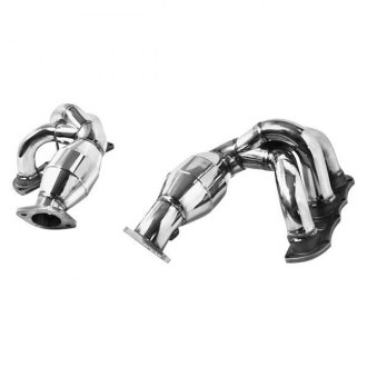 Agency Power® - Stainless Steel High Flow Cat Headers
