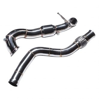 Agency Power® - Racing 304 SS Downpipe