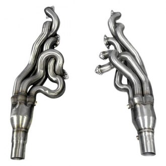 Agency Power® - High Flow Cat Headers with Catalytic Converter