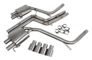Agency Power® - Titanium Exhaust System