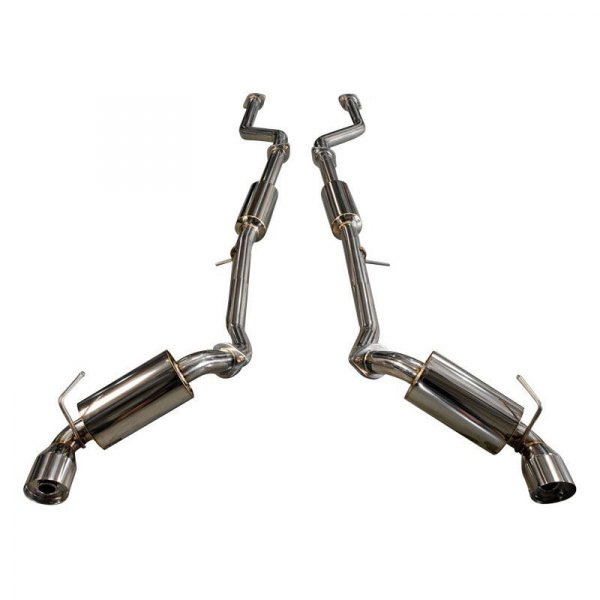 Agency Power Exhaust System for Nissan 370Z
