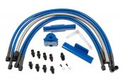 Agency Power® - Blue Fuel Rail Kit