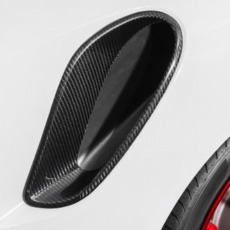 Agency Power® - Carbon Fiber Side Air Ducts