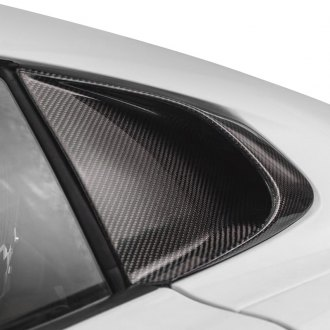 Agency Power® - Carbon Fiber Side Window Air Ducts