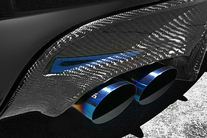 Exhaust System on BMW 135i (HD)