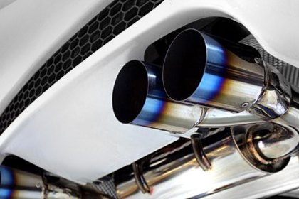 Catless Downpipes on BMW X6M (HD)