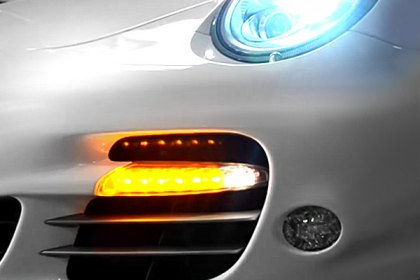 DRL LED Lights (HD)