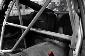 Agency Power® - Race Roll Bar with Harness and Diagonal Bar