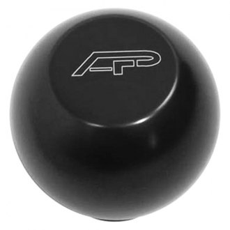 Agency Power® - 5 Speed Transmition Black Aluminium Shift Knob