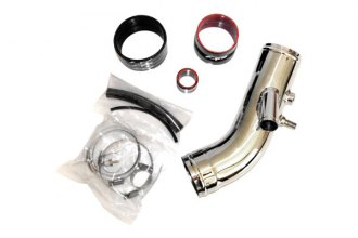 Agency Power® - Polished Turbo Suction Pipe Kit