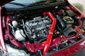 Agency Power® - Powder Coated Red Top Intercooler Pipe Kit