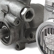 Agr® - Steel Power Steering Pump