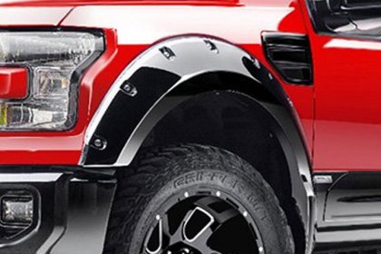 FO25A01 - Air Design® F-150 Fender Vents Easy to Install