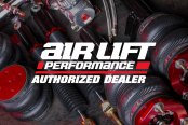 Air Lift Authorized Dealer