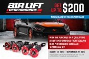 Air Lift Special Offers