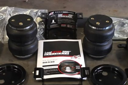 Air Lift® Install Overview LoadLifter 5000 Ultimate™ (HD)