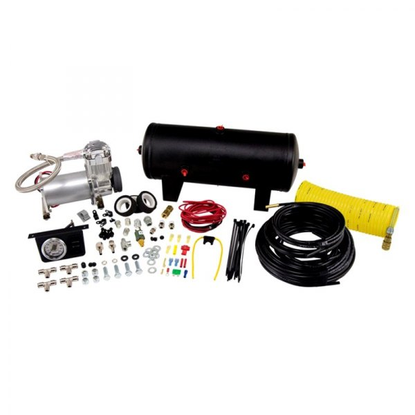 Pneumatic Lift System : Air lift quickshot™ suspension compressor system