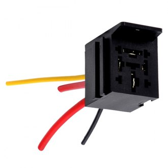 Air Zenith® - Pre-wired 80A Relay Socket