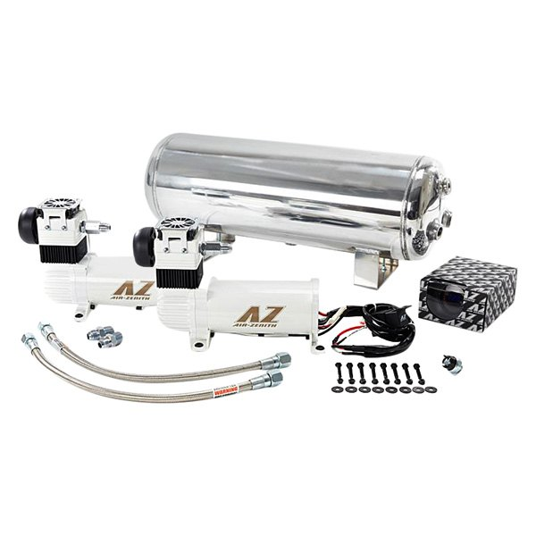Air Zenith® - 200 psi Dual OB2 Onboard Compressor Kit