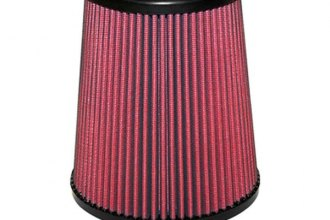 "AIRAID® 701-451 - Red SynthaMax Cone Air Filter (3.5"" F x 6"" B x 4.625"" D x 7"" H)"