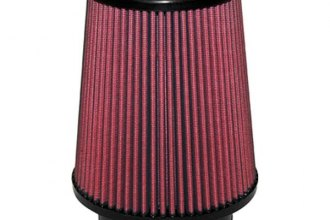 "AIRAID® 701-456 - Red SynthaMax Cone Air Filter (4"" F x 6"" B x 4.625"" D x 7"" H)"