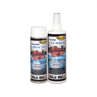 AIRAID® - Air Filter Renew Kit - 6.25 oz. Aerosol Oil, 12 oz. Cleaner