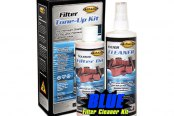AIRAID® - Air Filter Renew Kit - 8 oz. Blue Squeeze Oil, 12 oz. Cleaner