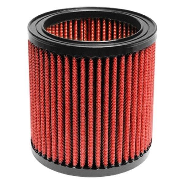 Pontiac Firebird Air Cleaner : Airaid pontiac firebird synthaflow round red air