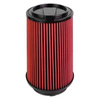AIRAID® - SynthaFlow® Round Straight Red Air Filter
