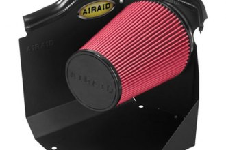 AIRAID® - Cold Air Dam Intake System with Red SynthaFlow Air Filter without Intake Tube