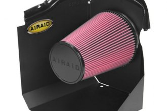 AIRAID® 200-196 - Cold Air Dam Intake System with Red SynthaFlow Air Filter without Intake Tube