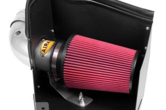 AIRAID® - Cold Air Dam Intake System with Red SynthaFlow Air Filter and Intake Tube
