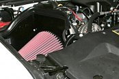 AIRAID® - Cold Air Dam Intake System with SynthaMax® Red Air Filter