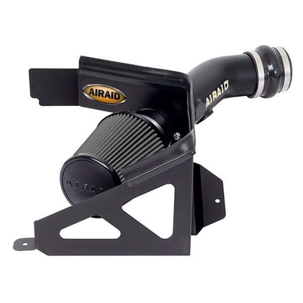 AIRAID® - Cold Air Dam Intake System with SynthaMax® Black Air Filter and Black Intake Tube