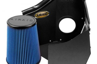 AIRAID® - Cold Air Dam Intake System with Blue SynthaMax Air Filter without Intake Tube