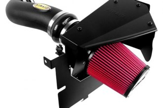 AIRAID® 250-252 - Cold Air Dam Intake System with Red SynthaFlow Air Filter and Intake Tube