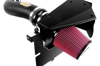 AIRAID® 251-252 - Cold Air Dam Intake System with Red SynthaMax Air Filter and Intake Tube