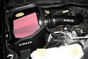 AIRAID® - MXP Series Cold Air Box Intake System - Installed