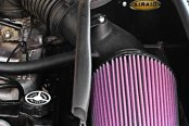 AIRAID® - QuickFit™ Air Intake System with SynthaMax® Red Air Filter