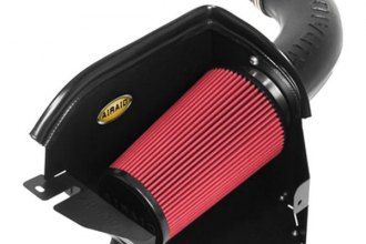 AIRAID® 311-208 - Cold Air Dam Intake System with Red SynthaMax Air Filter and Intake Tube