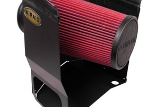 AIRAID® 311-212 - Cold Air Dam Intake System with Red SynthaMax Air Filter without Intake Tube