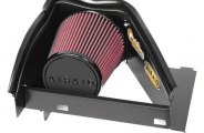 AIRAID® 350-171 - QuickFit™ Air Intake System with Red SynthaFlow Air Filter without Intake Tube