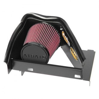 AIRAID® - QuickFit™ Air Intake System with SynthaFlow® Red Air Filter