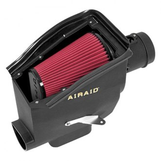 AIRAID® - MXP Series Cold Air Dam Intake System with SynthaFlow® Red Air Filter